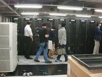 IT節電 データセンタの消費電力