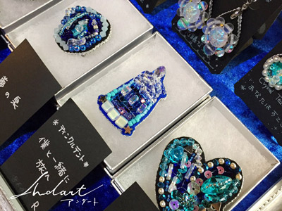 Crystal Tears「想いの結晶展」