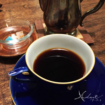 シャララ舎のコーヒー