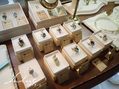 装苑 presents アクセサリー蚤の市