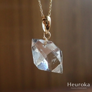 Heurokaのハーキマーダイヤモンド