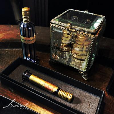 Andart「メルキュール骨董店の水星骨董道楽 」香水瓶