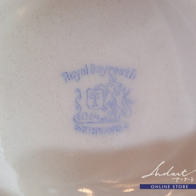 Royal Bayreuth / Milk pitcher / Shell