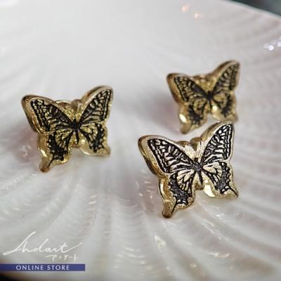 【 Andart 】カノセカイ /「 月の輝きを纏う蝶