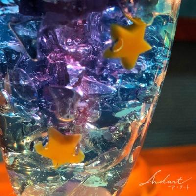 【 Andart 】『 9月の誕生石のパルフェ / サファイア 』