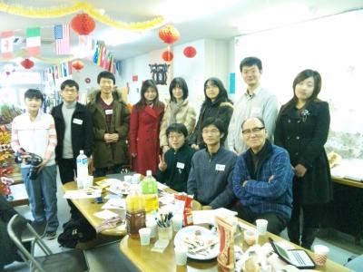 2010年2月28日茶話会