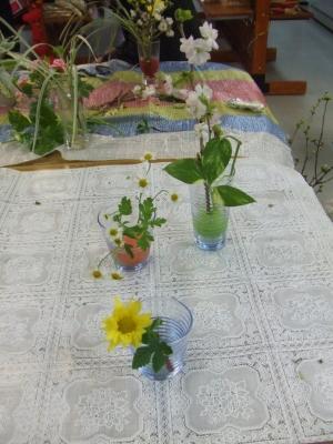 生け花体験2