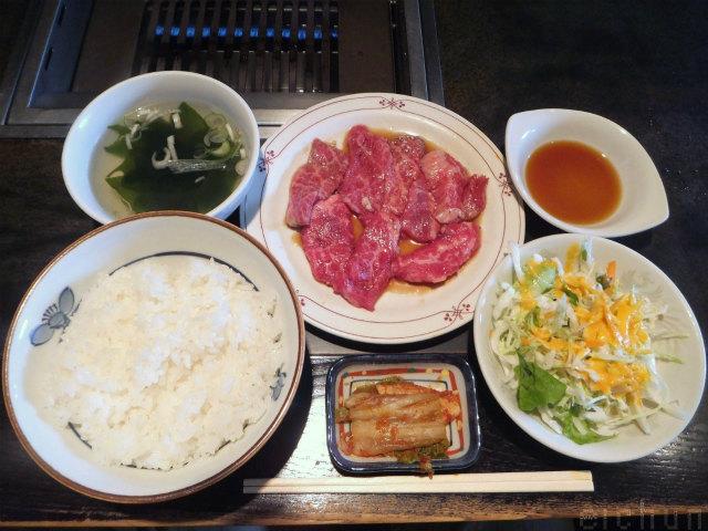 千成@焼肉定食~WM.jpg