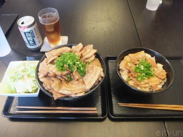 ガッツ亭@豚丼比較~WM.jpg