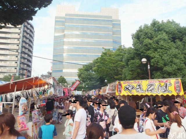 鮎祭り2014@厚木7~WM.jpg