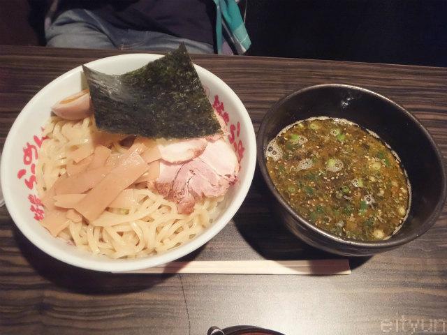 山小屋@つけ麺~WM.jpg