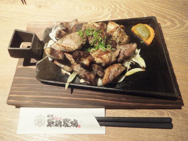 軍鶏牧場@クワ焼き.jpg