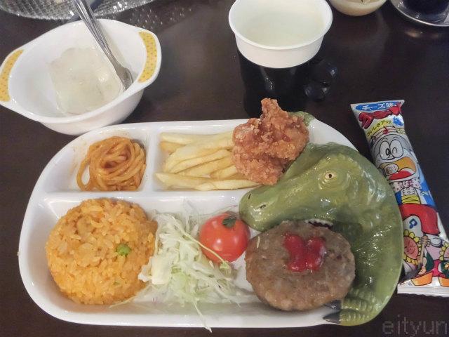 太古レストラン@お子様セット.jpg