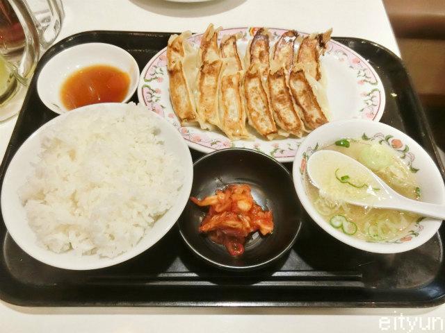 餃子の王将鶴@餃子定食W~WM.jpg