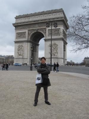 2012パリ・ロンドン旅行 後編 | 化学の予備校講師 西村能一のブログ