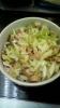 ネギご飯(チャーシュー入り)