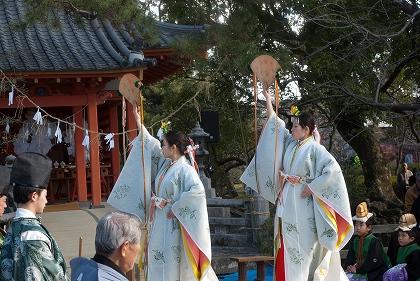 風浪宮大祭浦安の舞(fushin)