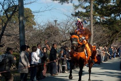 風浪宮大祭やぶさめ(fushin)