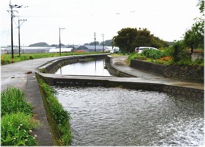 牟礼の沈下橋1(広川町)