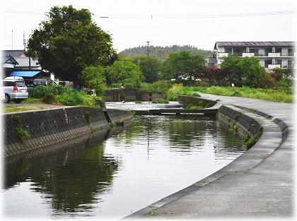 牟礼の沈下橋2(広川町)