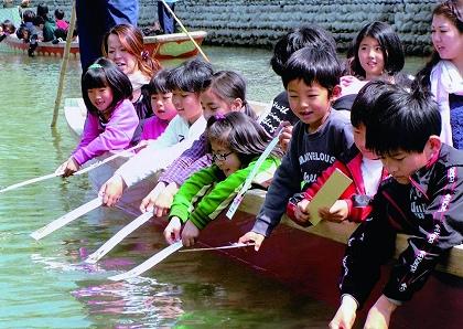 柳川流し雛祭り