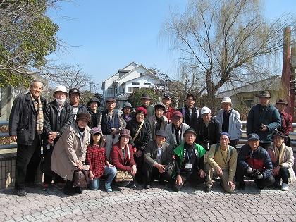 柳川ひな祭りウォークツアーあめんぼセンター