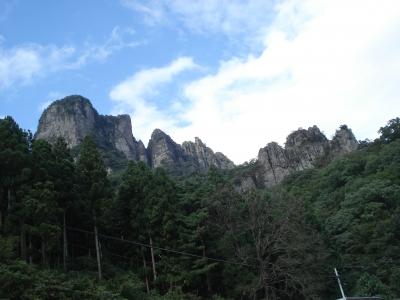 妙義山上級者コース