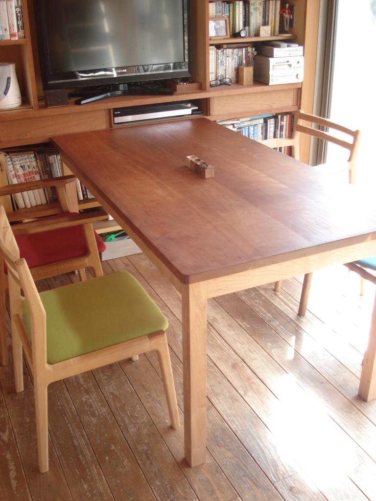 テーブル改2