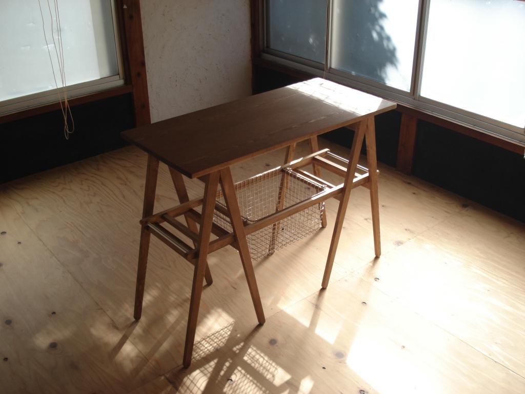 キャンプテーブル1