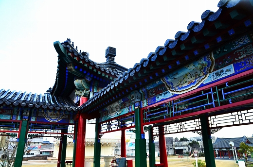 泗水孔子公園