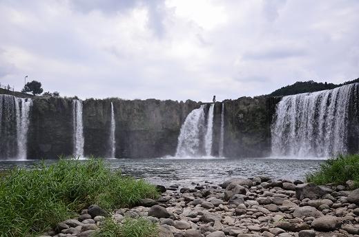 原尻の滝 豊後大野