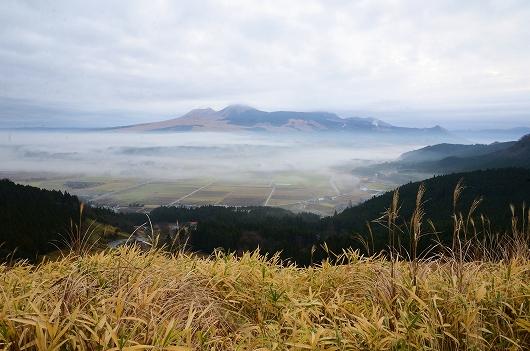 阿蘇 風景 写真