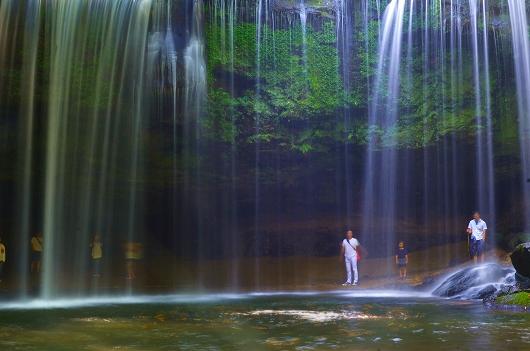 鍋ヶ滝 小国町