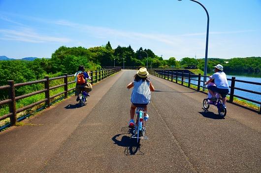 大分農業文化公園 サイクリング