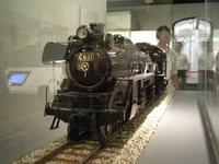 幻のC63の模型