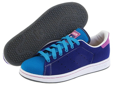 adidas Originals Stan Smith Grun W (New Navy/Turquoise/Mono Pink