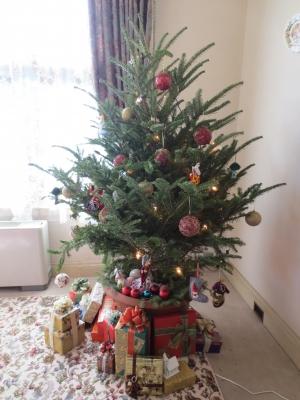 横浜山手西洋館 世界のクリスマス 2015  横浜市イギリス館
