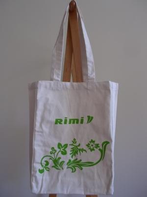 リトアニア スーパーマーケット Rimi トートバッグ エコバッグ