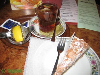 ドイツ、フランクフルト Cafe Mozart