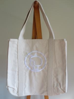 デンマークのスーパーマーケット Irma トートバッグ キャンバスバッグ