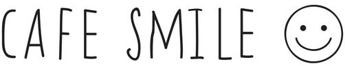 Cafe Smile 根岸 ロゴ