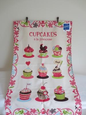 トルション・エ・ブション Torchons et Bouchons のトルション カップケーキ
