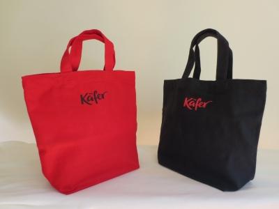 ドイツ ミュンヘンの高級食材品店 ケーファー Käfer のトートバッグ