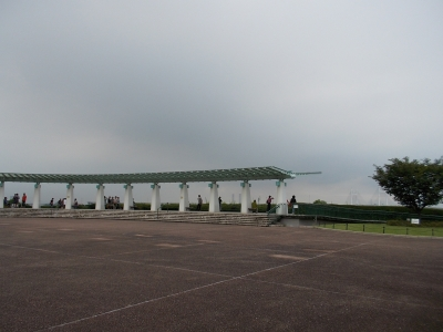 港の見える丘公園 展望台