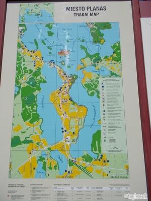 トゥラカイ 地図 マップ