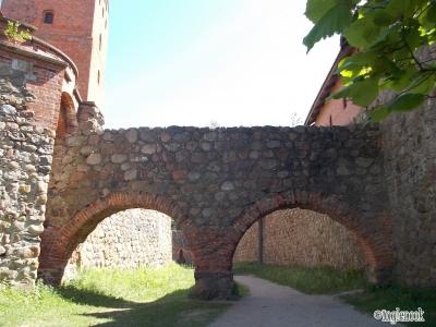 トゥラカイ城 リトアニア