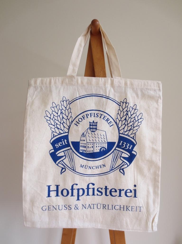 トートバッグ エコバッグ ホーフプフィステライ Hofpfisterei ドイツ ミュンヘン オーガニック パン屋 ベーカリー オーガニック ビオ