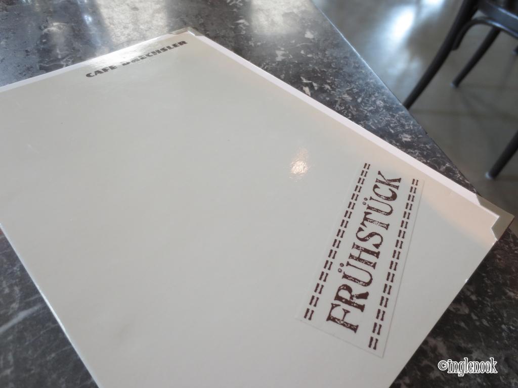 カフェ ドレクスラー Cafe Drechsler オーストリア ウィーン Austria Vienna