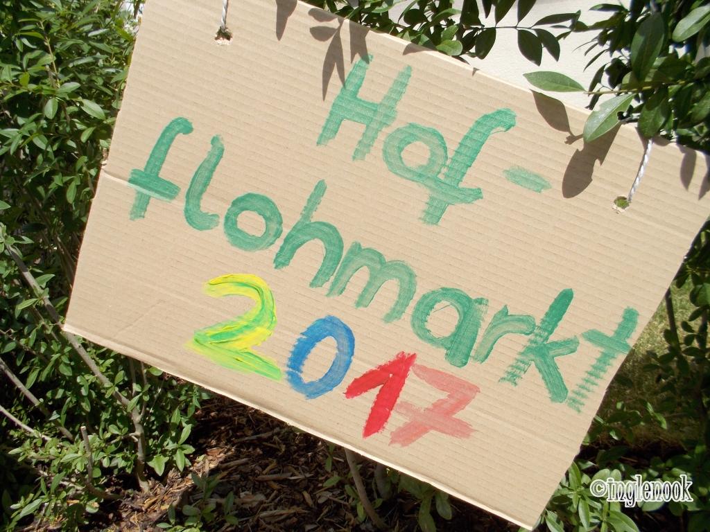 Hofflohmarkte 2017 ホフフローマルクト 蚤の市 フリーマーケット ミュンヘン
