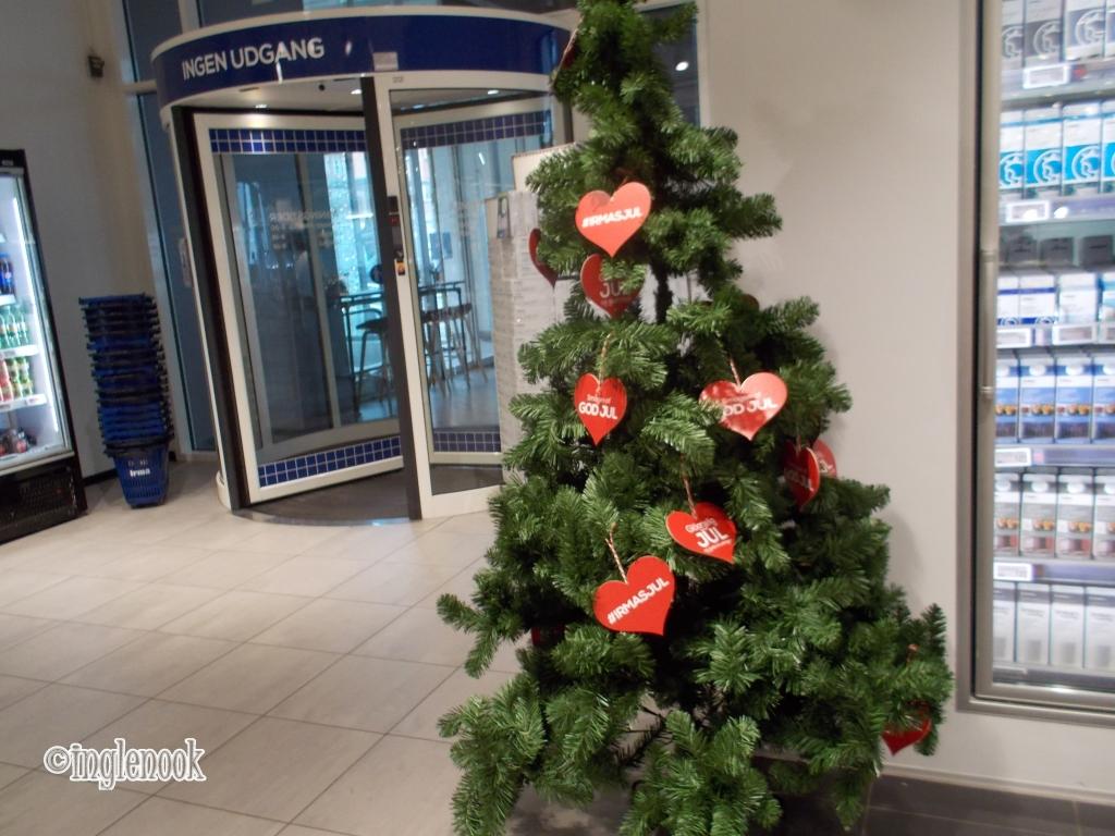 クリスマスツリー イヤマ Irma